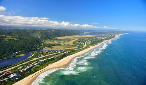 The beautiful Garden Route
